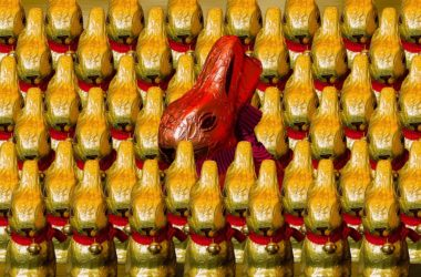 Velikonoční nákupy