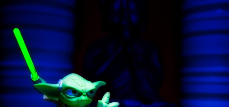 Zábavní park Star Wars bude jeden velký byznys